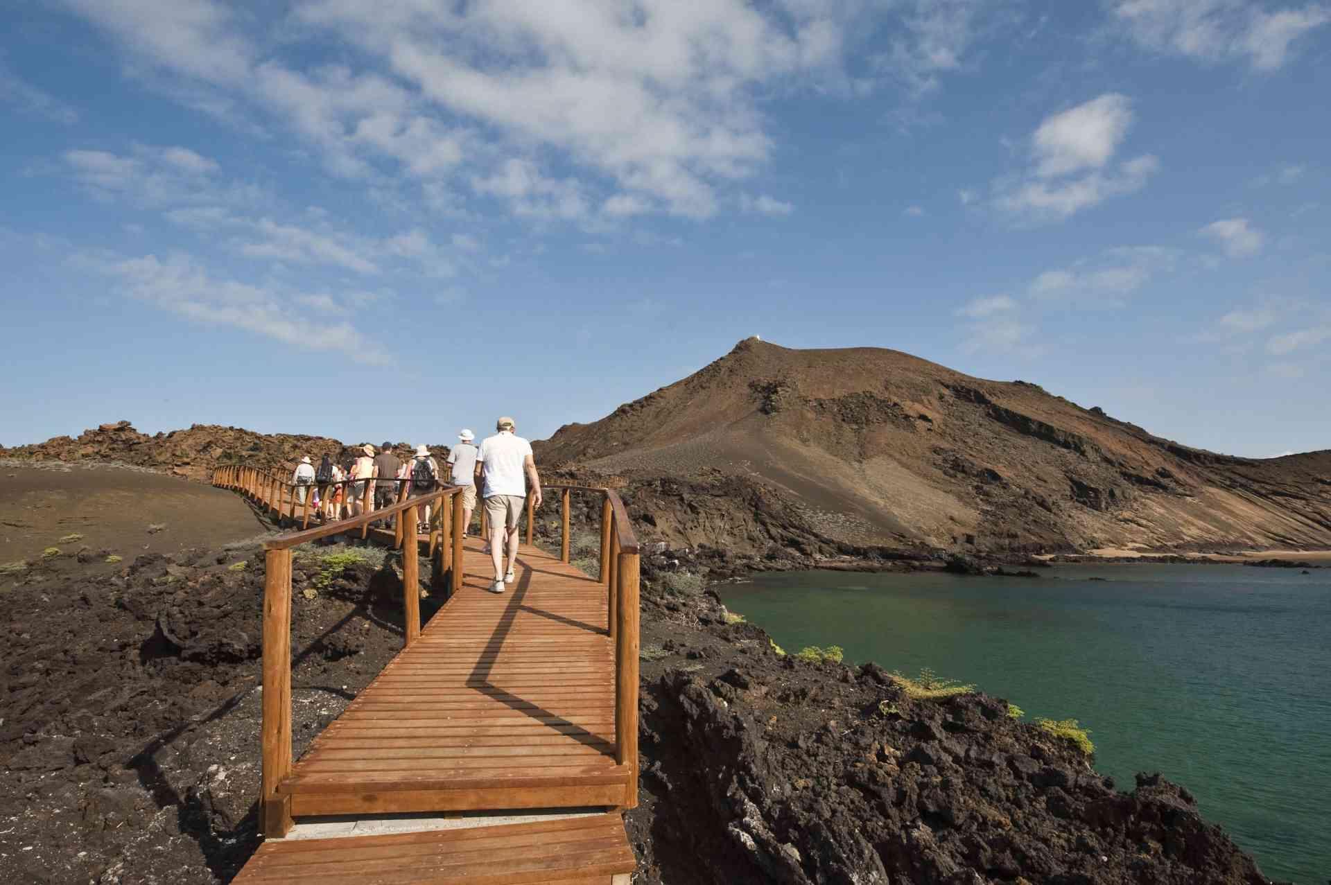 Exploring the Galapagos Islands, Ecuador