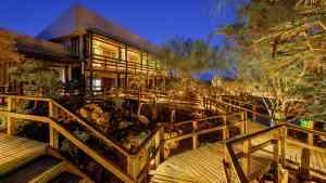 Amongst the world's leading green hotels, Galapagos, Ecuador