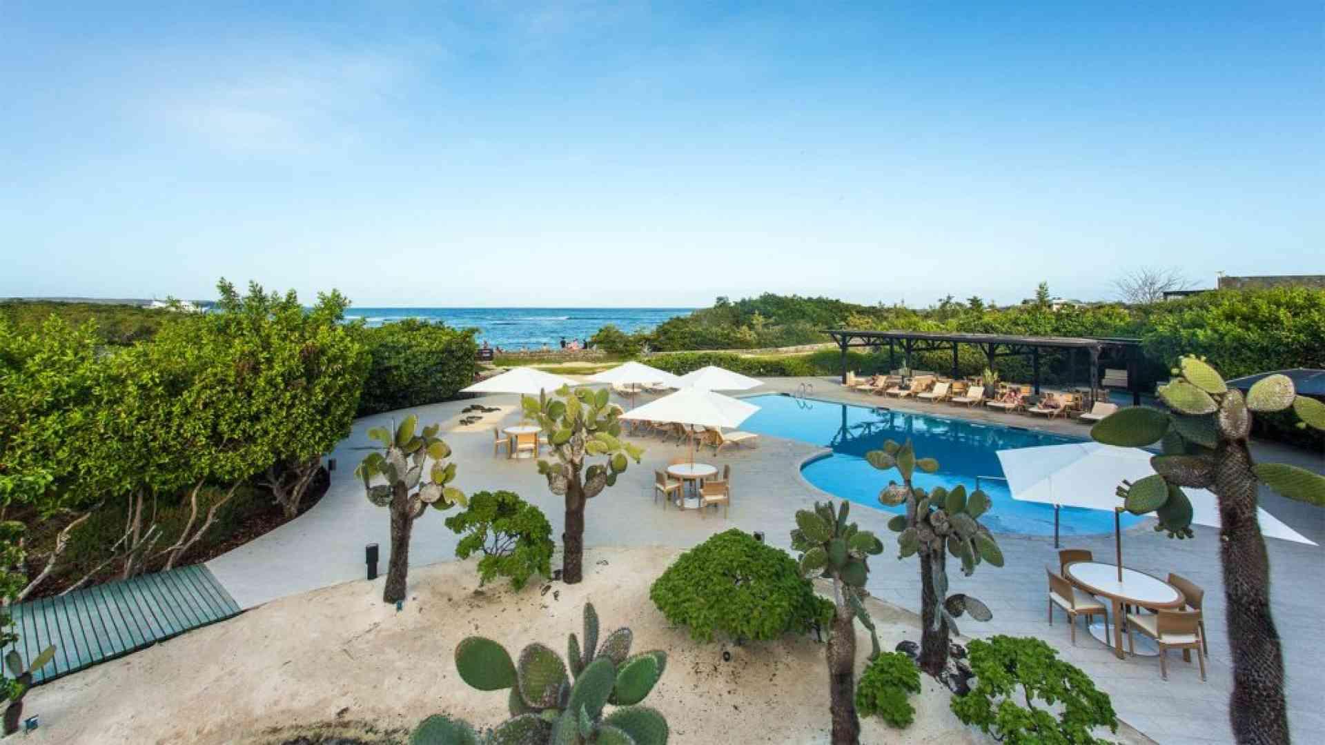 Finch Bay Eco Resort - Oceanfront views, Galapagos, Ecuador