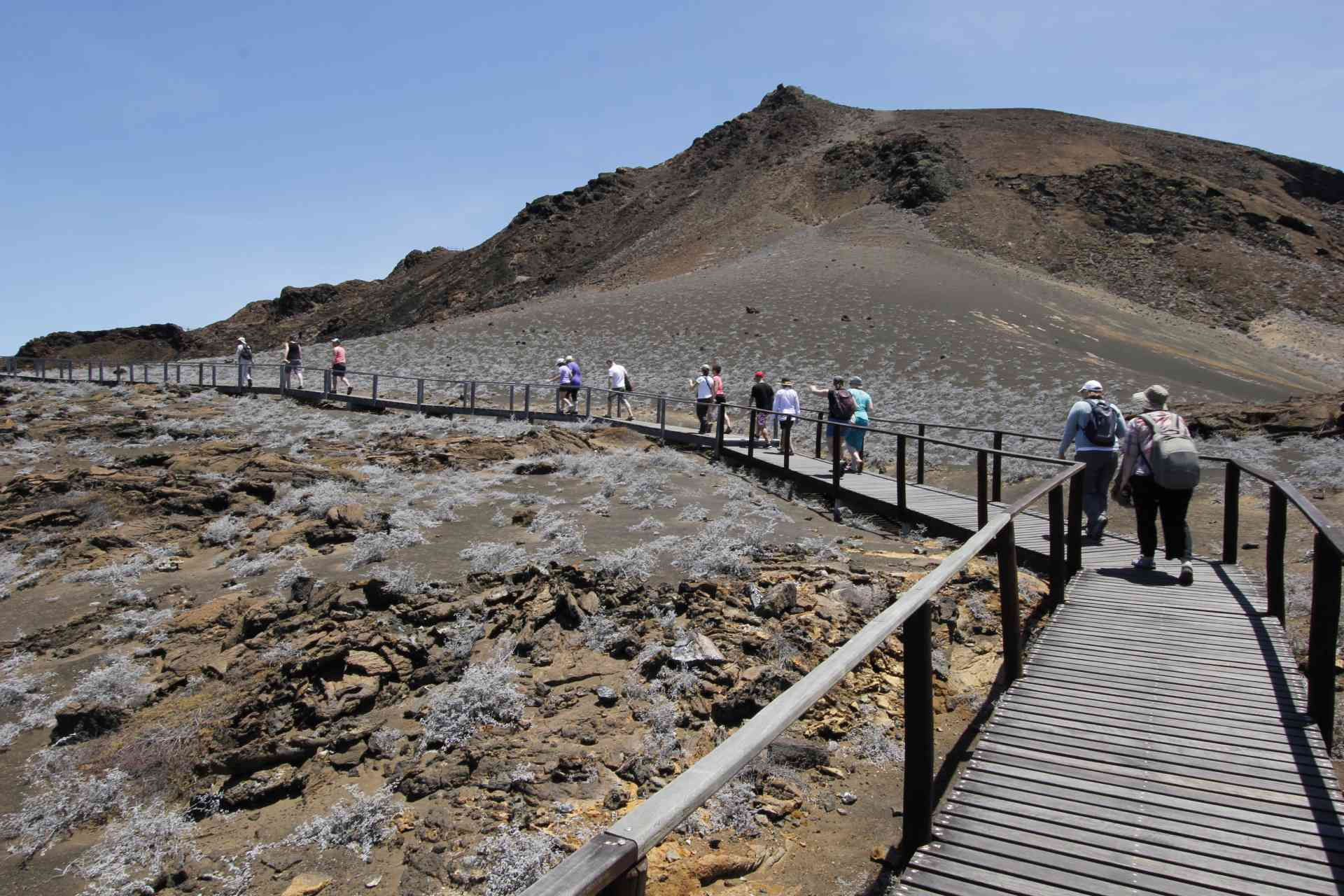 Exploring the Galapagos Islands, Ecuador by David Hammett