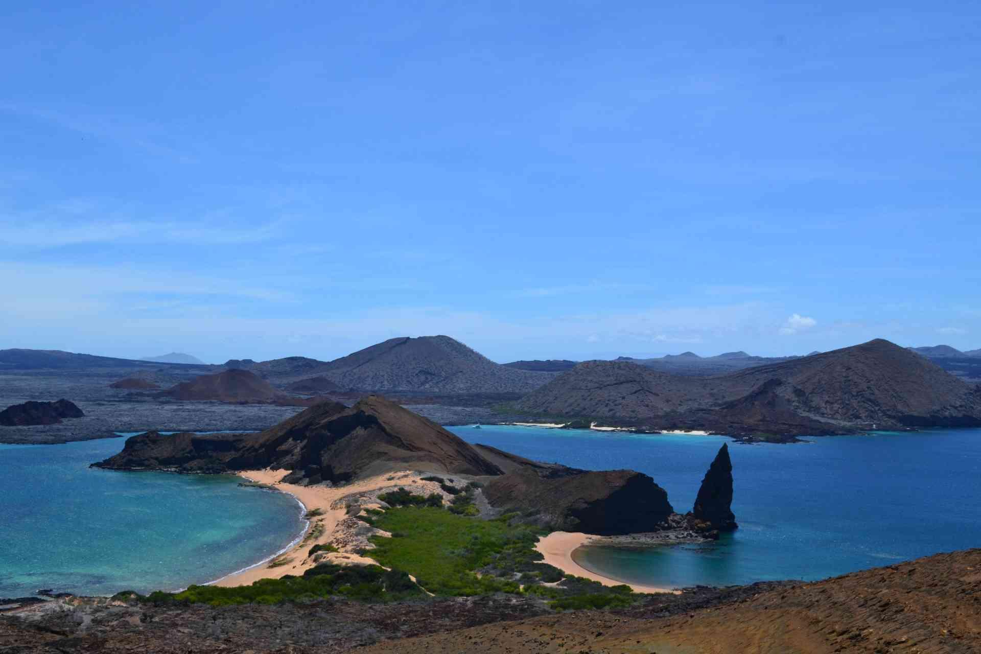 Galapagos Islands by Natalia Borojovich