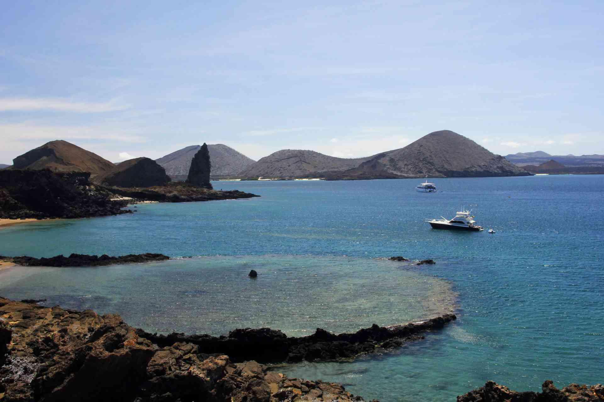 Views of the Galapagos Islands, Ecuador by David Hammett