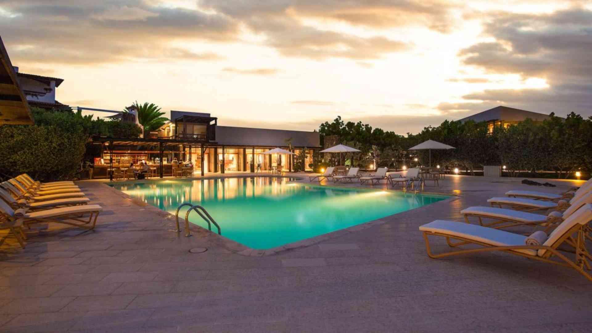 Finch Bay Eco Resort, Galapagos, Ecuador
