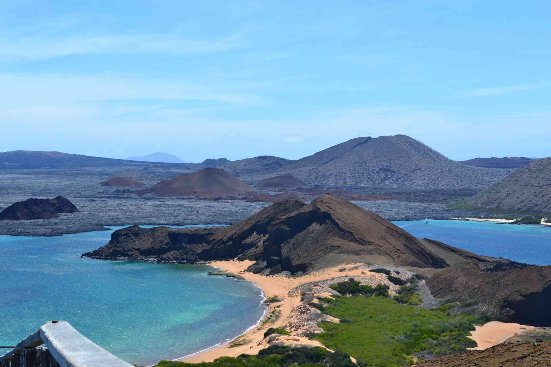 Views of the Galapagos Islands, Ecuador by Natalia Borojovich
