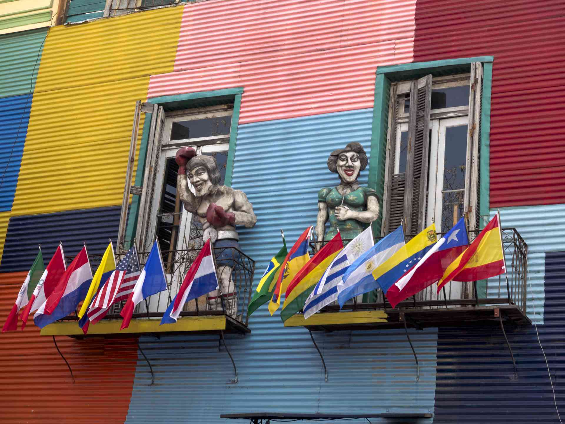 Buenos Aires, Argentina by David Hein