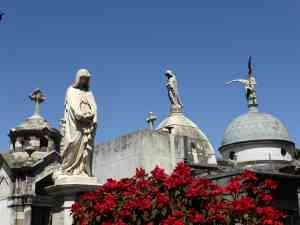 Recoleta Cemetry, Buenos Aires, Argentina by Victoria Hearn