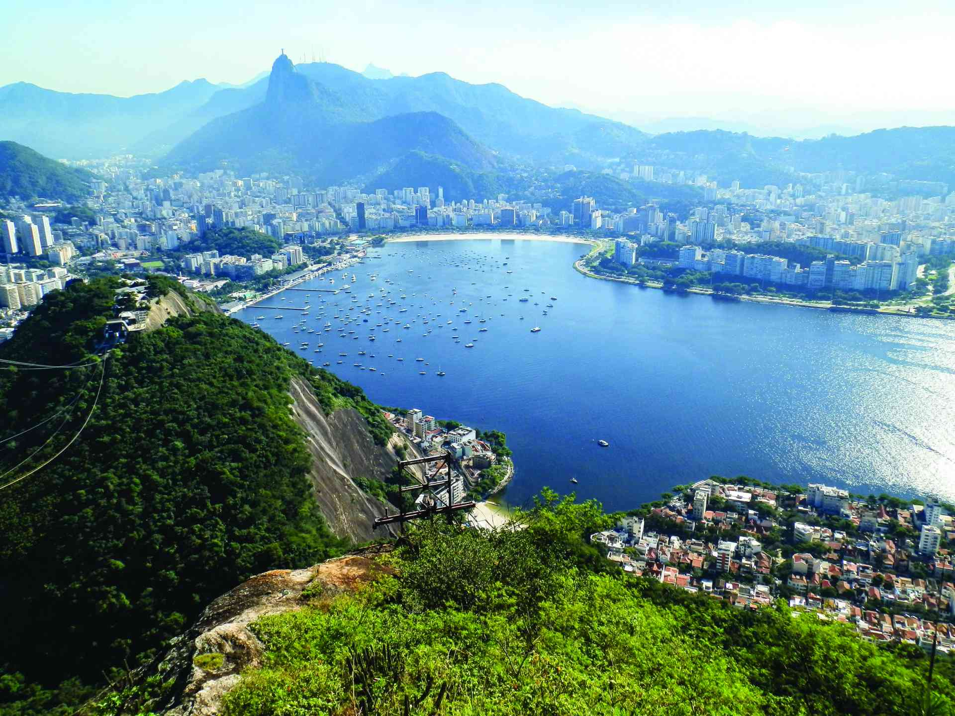 Rio de Janeiro, Brazil by Annelies Visser