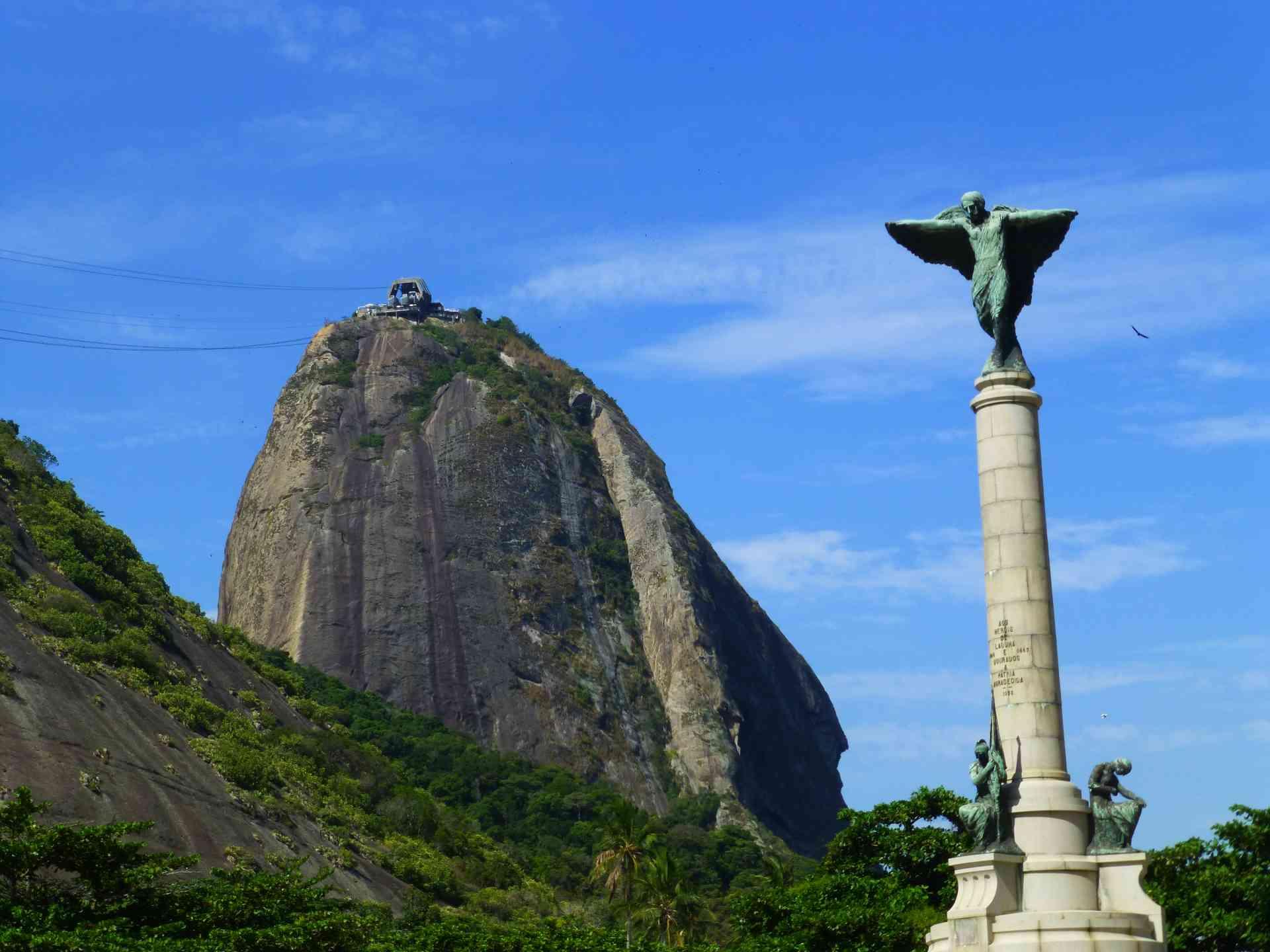 Rio de Janeiro, Brazil by Dennis Bunnik
