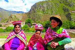 Sacred Valley, Peru by Amie Bunnik