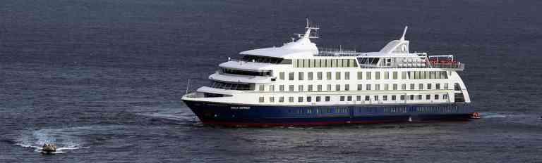 Australis Cruise Ship