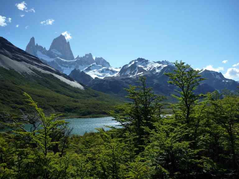 El Chalten, Argentina by Matt Baldock