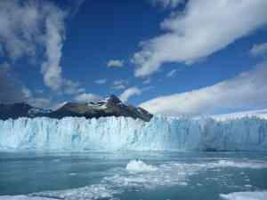 Perito Merino Glacier, Argentina by Jeremy van Heerde