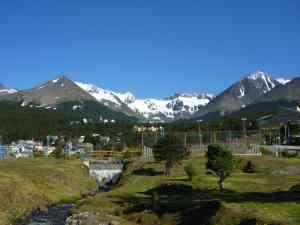 Ushuaia, Argentina by Matt Baldock