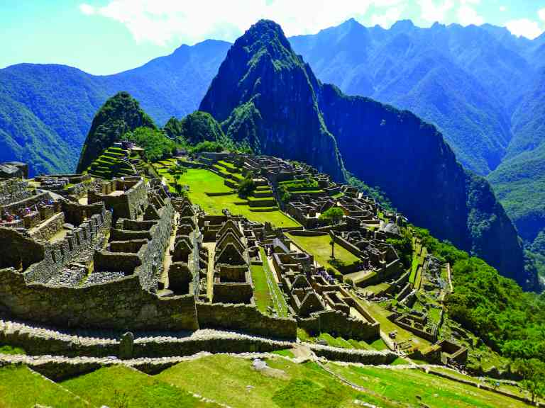 Machu Picchu, Peru by Zoe Francis