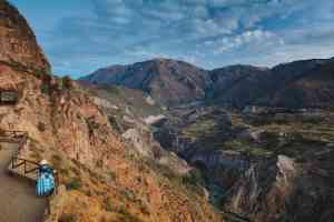 Colca Canyon, Peru by Belmond Images