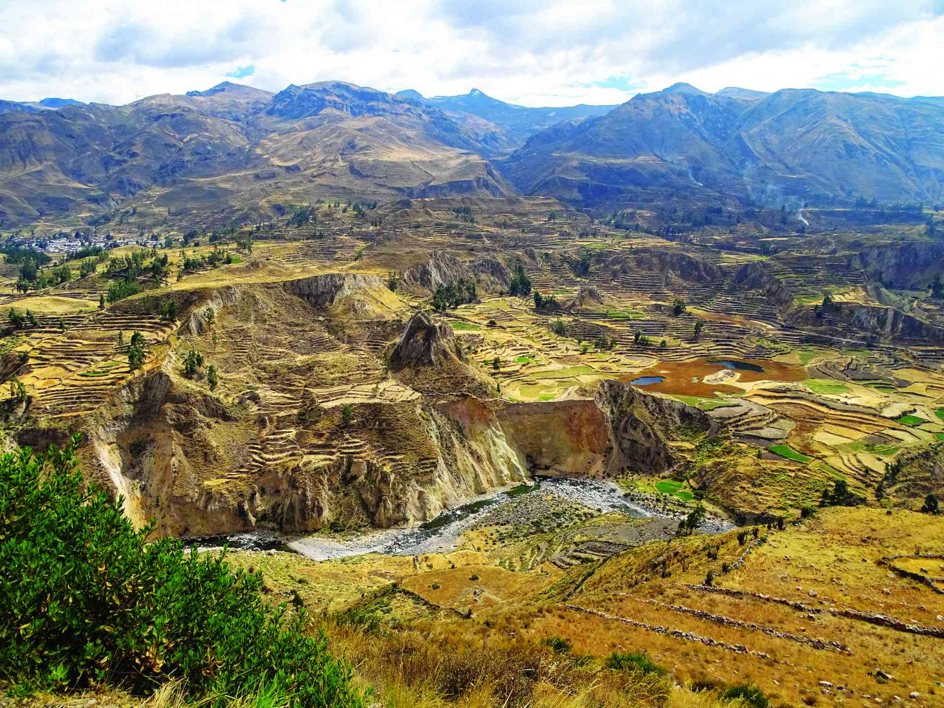 Colca Canyon, Peru by Coltur