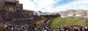 Inti Raymi Festival, Cusco by Marion Bunnik
