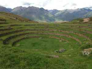 Sacred Valley, Peru by Marion Bunnik