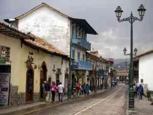 Cusco, Peru by David Hein