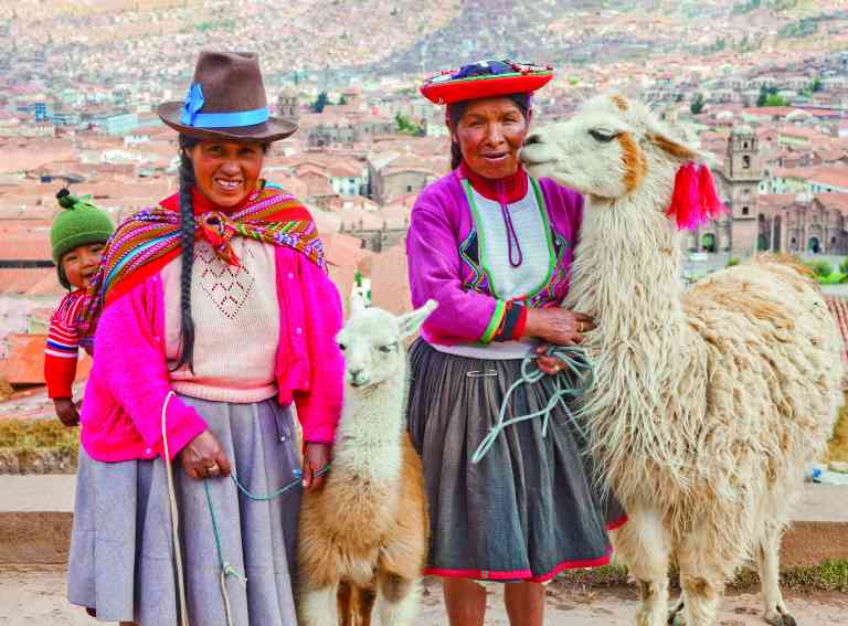 Cusco, Peru by Graham Meale