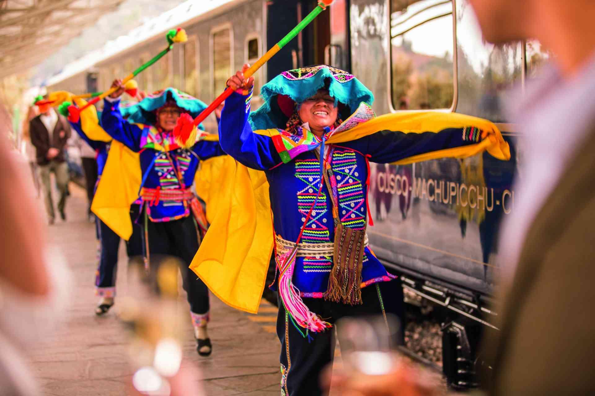 Belmond Hiram Bingham Train, Peru by Belmond Images