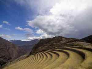 Sacred Valley, Peru by David Hein