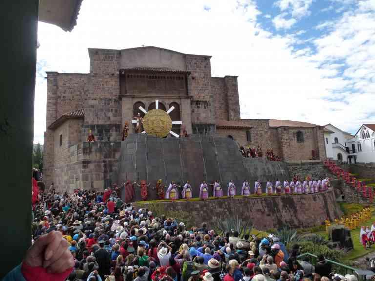 Inti Raymi, Peru by Marion Bunnik
