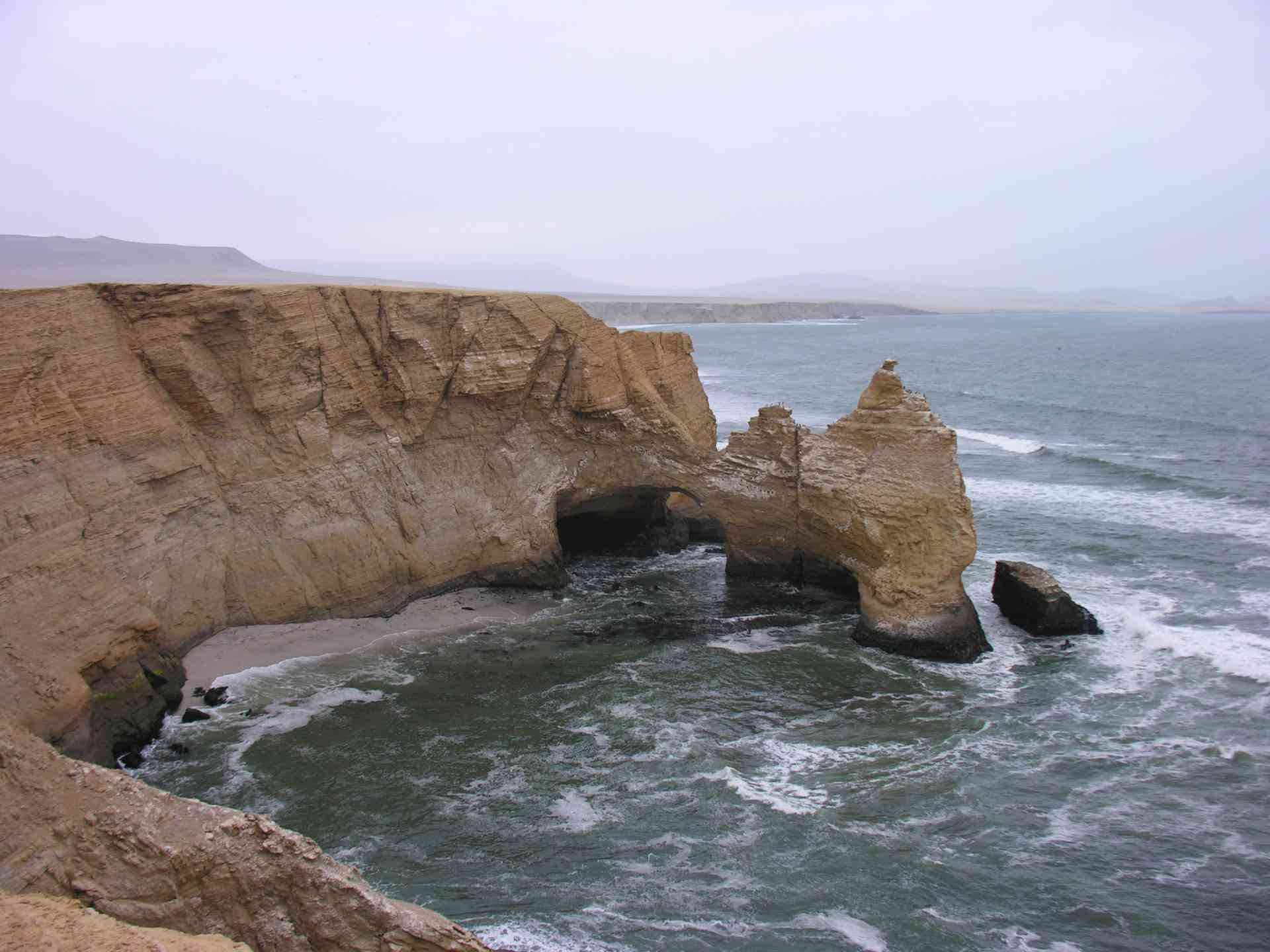 Paracas National Reserve, Peru by Marion Bunnik
