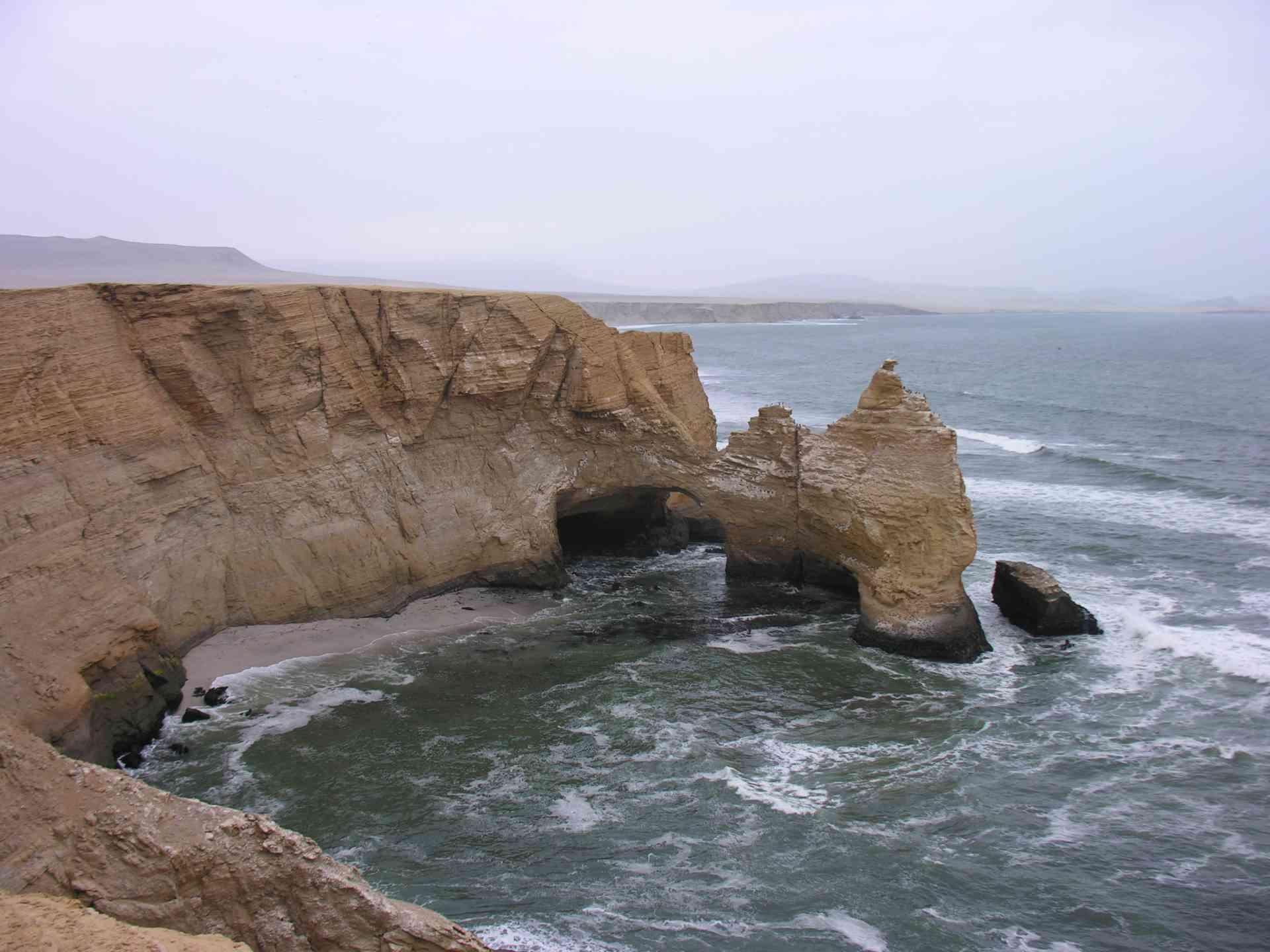 Ballestas Islands, Peru by Marion Bunnik