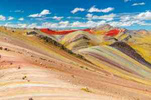 Palcoyo Rainbow Mountain, Peru by Adobe Stock