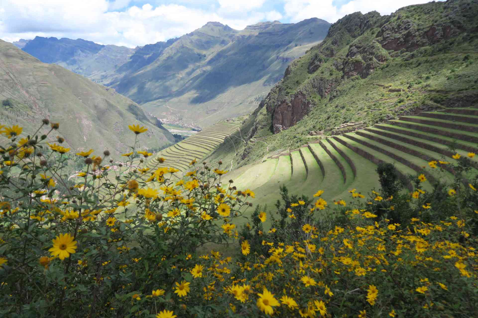 Sacred Valley, Peru by Amie Bunnik