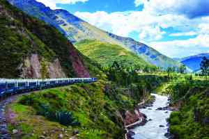 Belmond Andean Explorer Train, Peru by Belmond Images