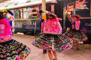 Belmond Hiram Bingham Train, Peru by Belmond Images