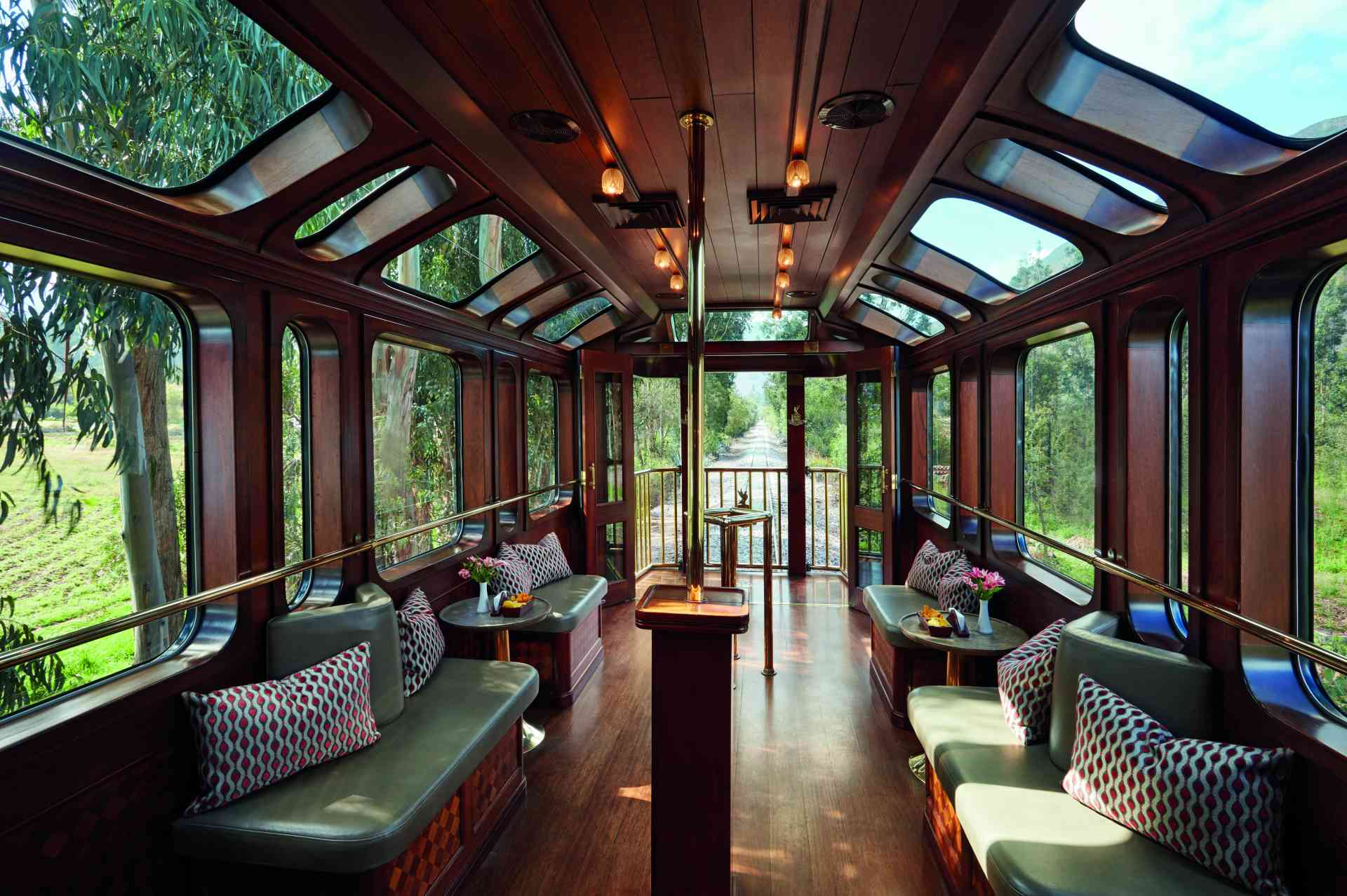 Belmond Hiram Binhgam Train, Peru by Belmond Images