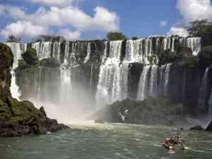 Iguazu Falls, Brazil by David Hein