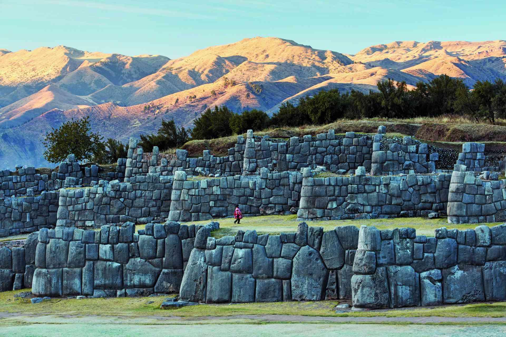 Sacsayhuaman, Peru by Belmond Images