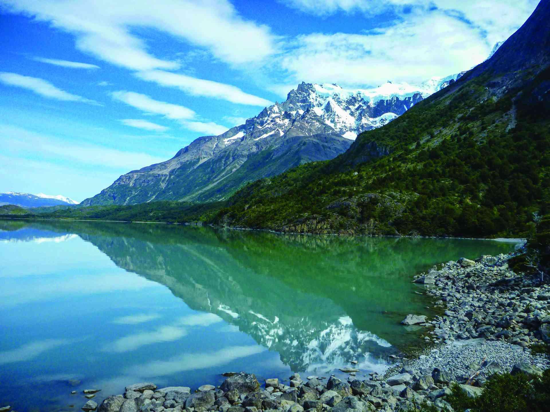 Torres del Paine National Park, Chile by Matt Baldock