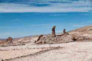 Moon Valley, Atacama Desert, Chile by Aleisha Treloar