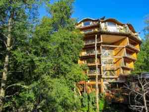 Nothofagus Hotel, Huilo Huilo Nature Reserve, Chile