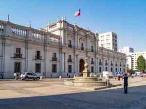 Santiago, Chile by Marion Bunnik