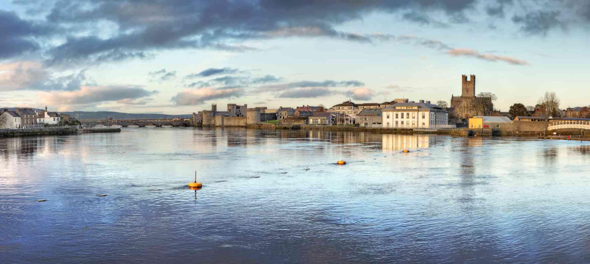Limerick, Ireland by Adobe Stock