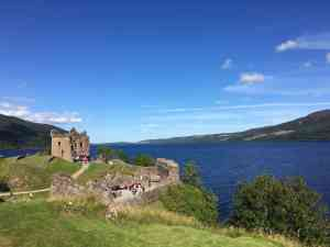 Loch Ness, Scotland by Rachel Footner