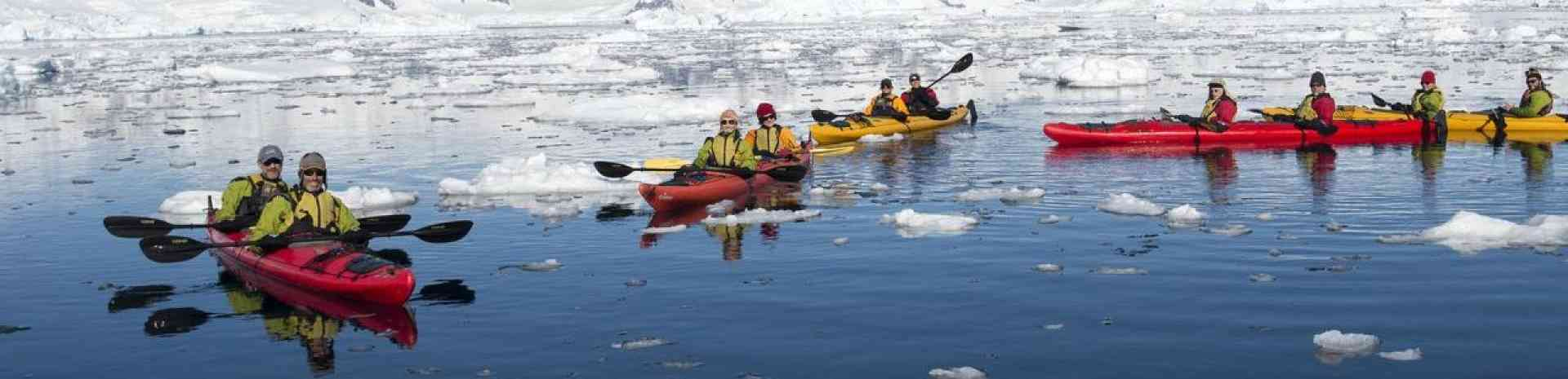 Aurora Expeditions Optional Activities