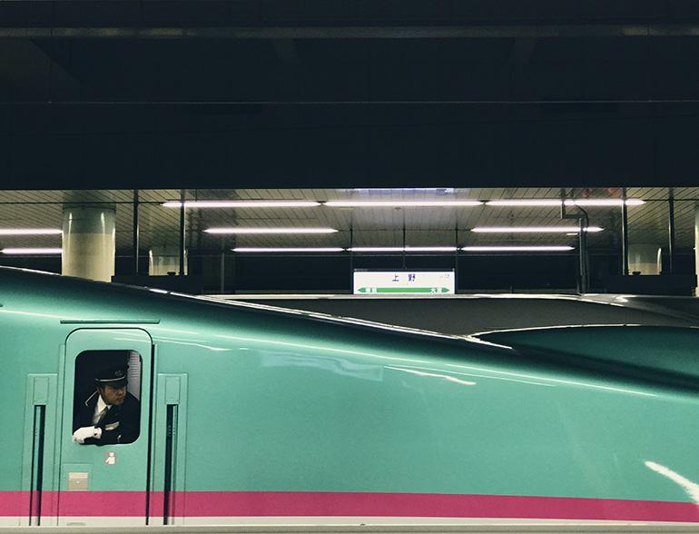 Japanese bullet trains are super safe and extremely reliable