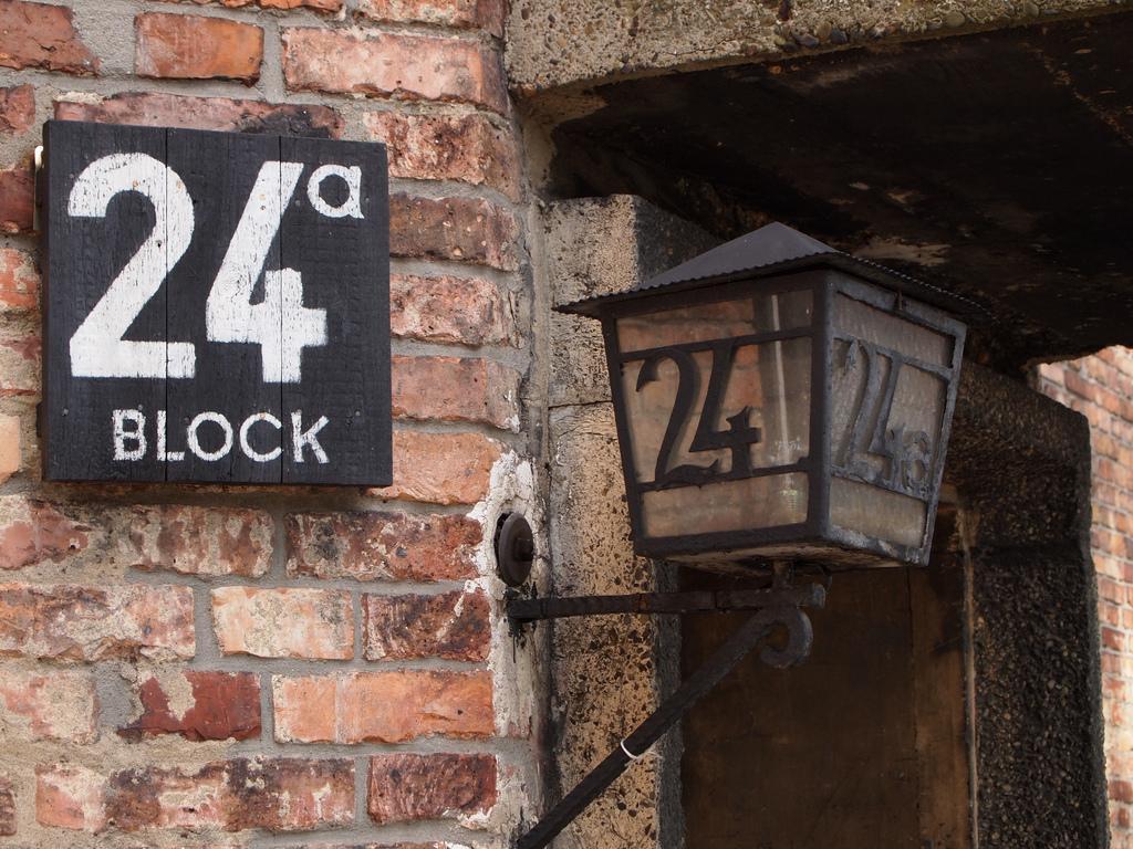 Block 24, Auschwitz I