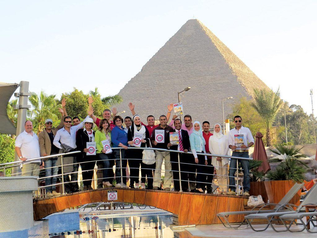 Guides in Egypt