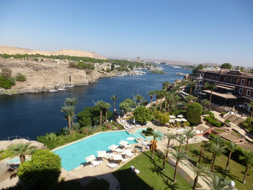 Aswan Old Cataract