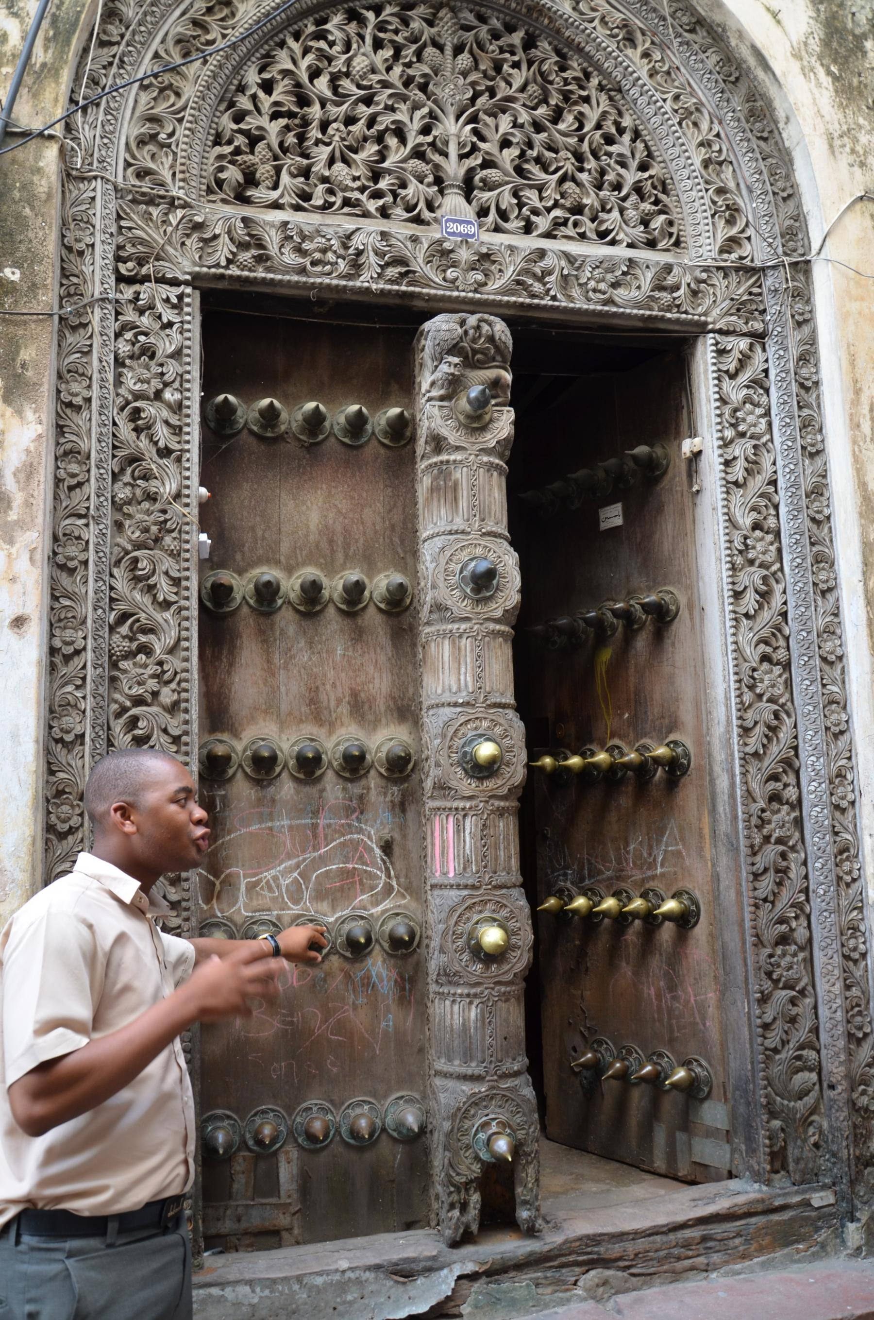Stone town sights