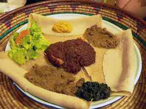 Hands On with Ethiopian cuisine