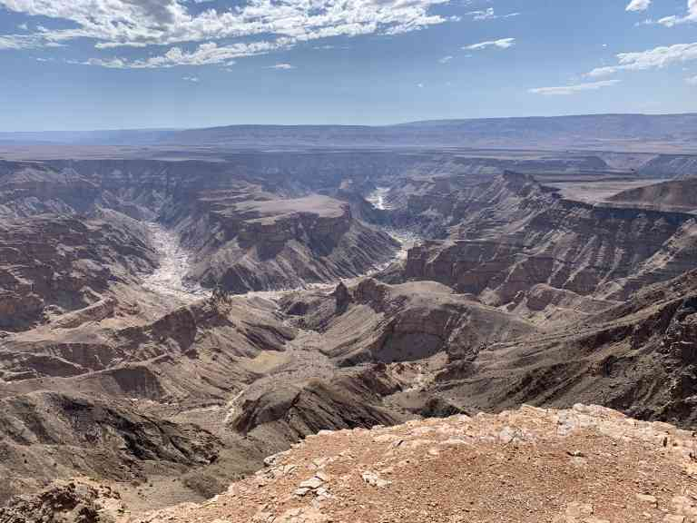 Fish River Canyon by Emily Fraser